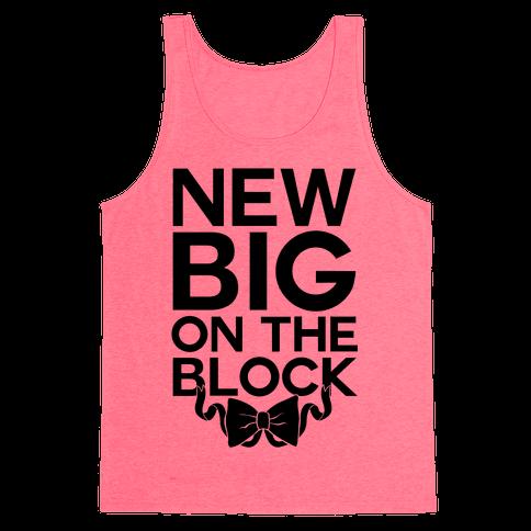 New Big On The Block Tank Top