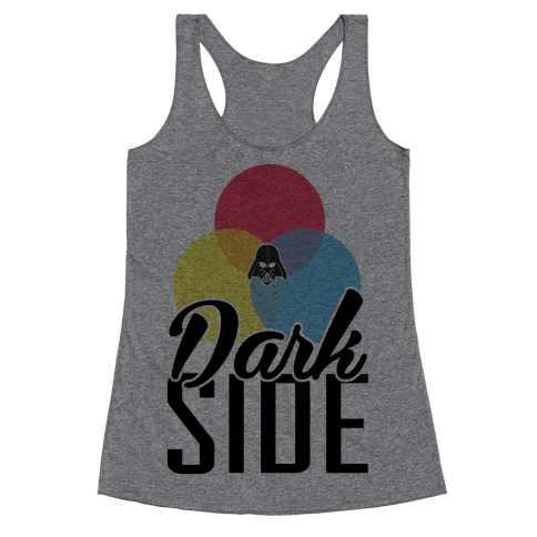 Dark Side Racerback Tank Top