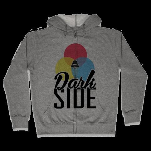 Dark Side Zip Hoodie