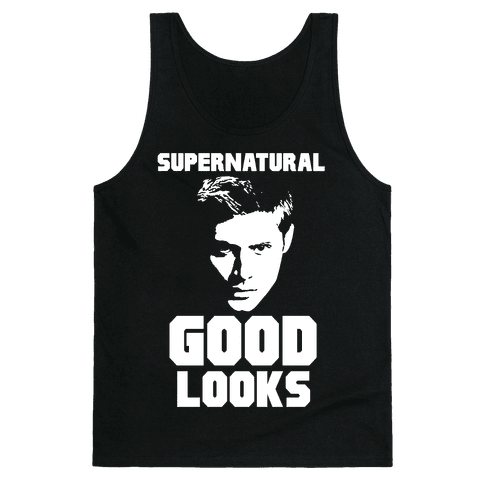 Supernatural Good Looks Tank Top