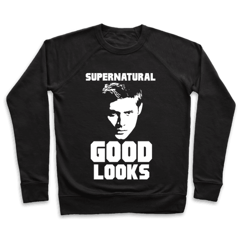 Supernatural Good Looks Pullover