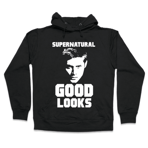 Supernatural Good Looks Hooded Sweatshirt