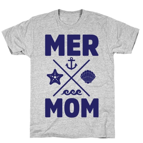 Mermom Mens T-Shirt