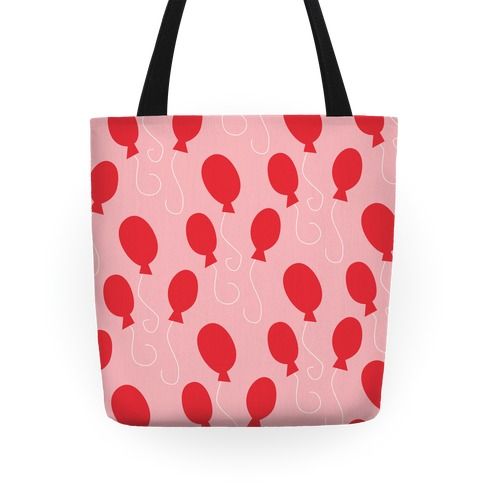 Balloon Pattern Tote