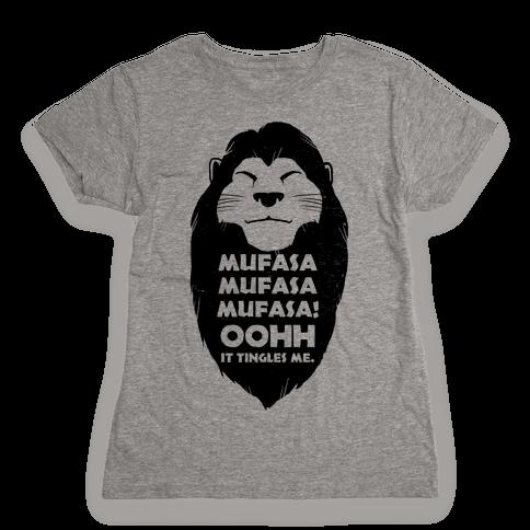 Mufasa Mufasa Mufasa! Womens T-Shirt