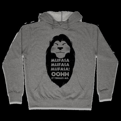 Mufasa Mufasa Mufasa! Hooded Sweatshirt