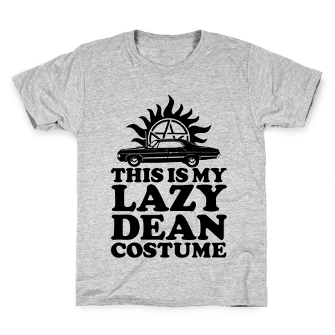 Lazy Dean Costume Kids T-Shirt
