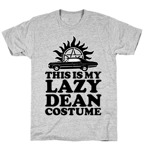 Lazy Dean Costume T-Shirt