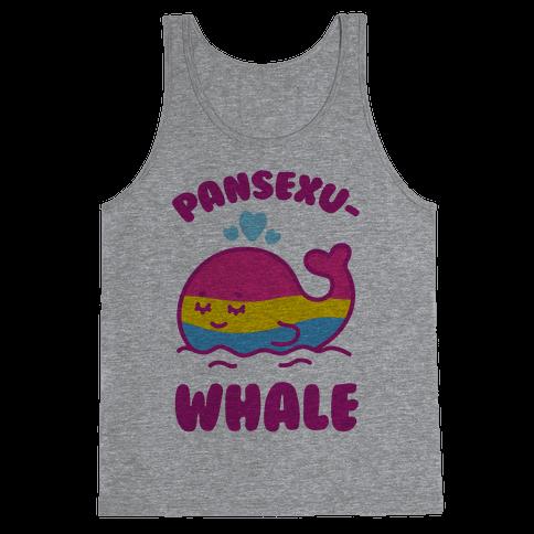 Pansexu-WHALE Tank Top