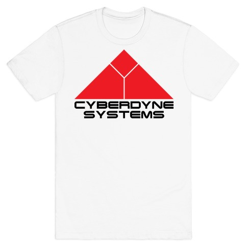 Cyberdyne Systems Mens T-Shirt