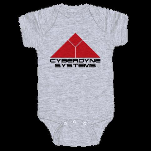 Cyberdyne Systems Baby Onesy