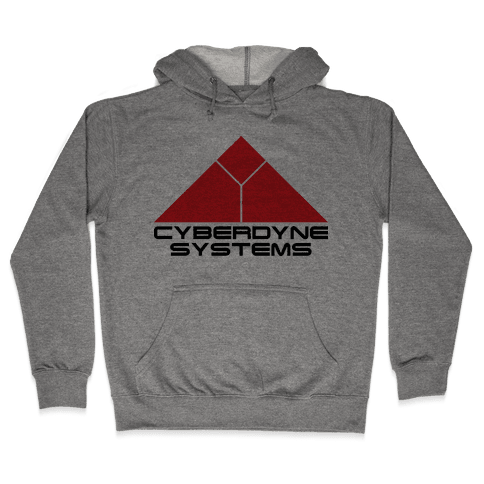 Cyberdyne Systems Hooded Sweatshirt