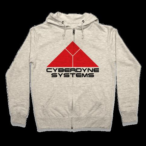 Cyberdyne Systems Zip Hoodie