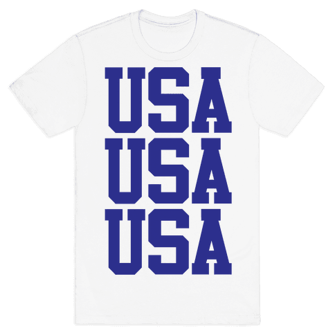 USA Mens T-Shirt