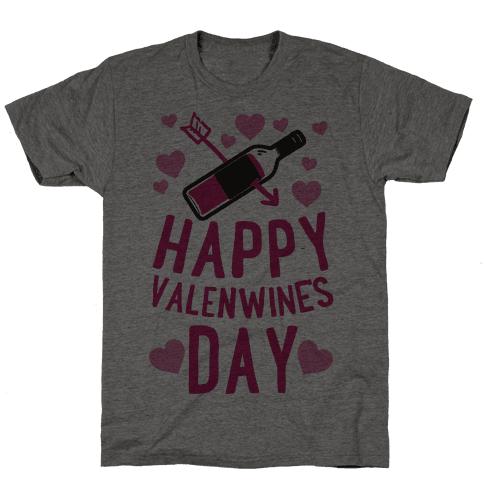 Happy Valenwine's Day Mens T-Shirt
