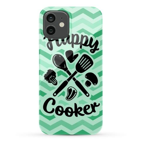Happy Cooker Phone Case
