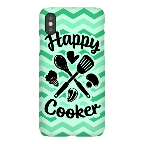 Happy Cooker Phone Case
