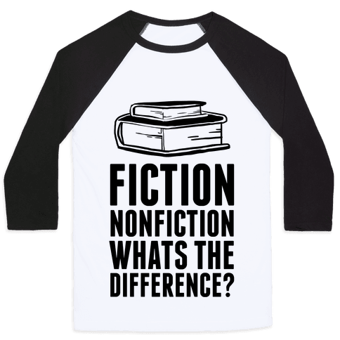 Fiction NonFiction Whats The Difference?