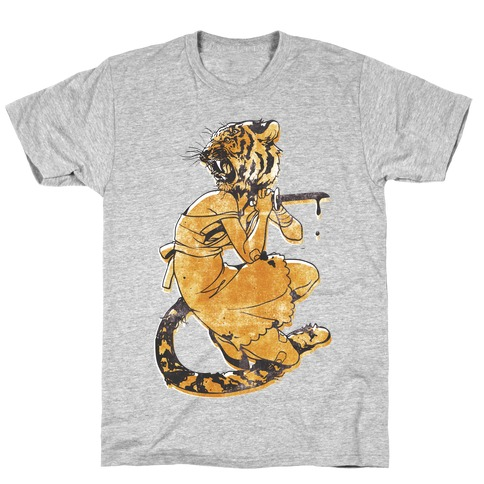Tiger Woman T-Shirt