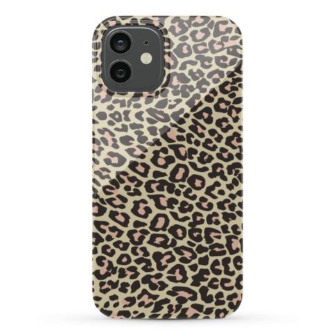 Leopard Pattern Case Phone Case