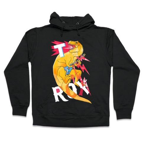 T Rox Hooded Sweatshirt