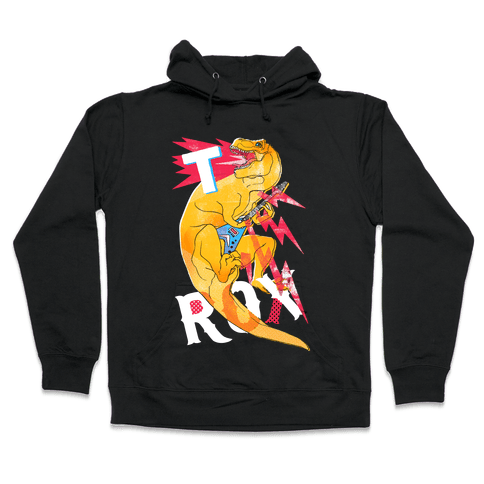 T Rox Hooded Sweatshirt