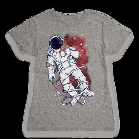 Space Mondays Womens T-Shirt