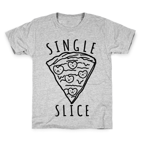 Single Slice Kids T-Shirt