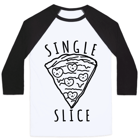 Single Slice Baseball Tee