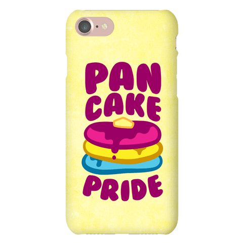 Pan Cake Pride Phone Case