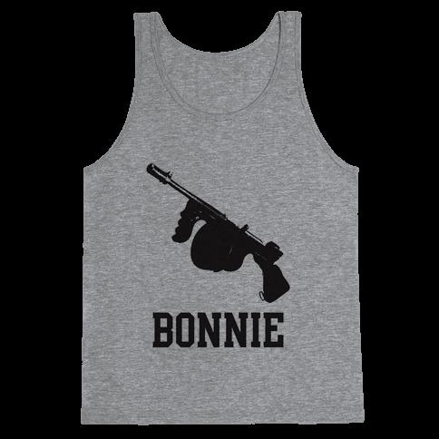 His Bonnie Tank Top