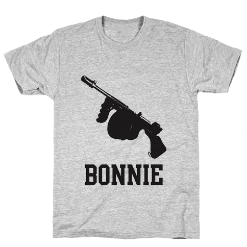 His Bonnie Mens T-Shirt