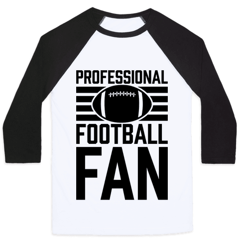Professional Football Fan