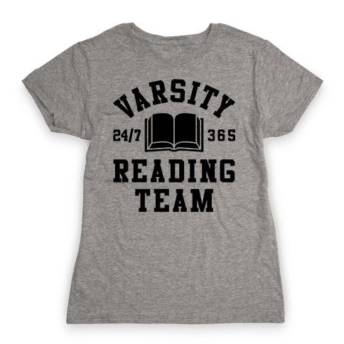Varsity Reading Team Womens T-Shirt
