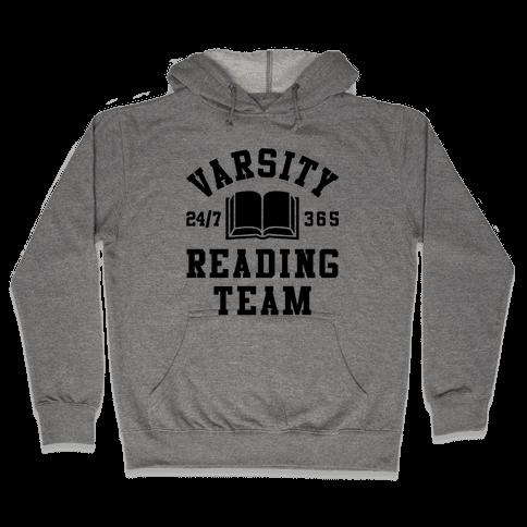 Varsity Reading Team Hooded Sweatshirt