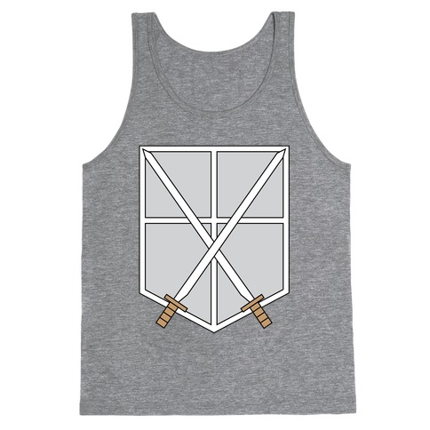 Trainees Squad Tank Top