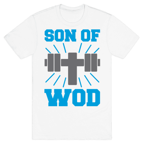 Son Of Wod Mens T-Shirt