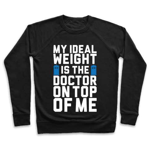 Ideal Weight (Doctor Who) Pullover