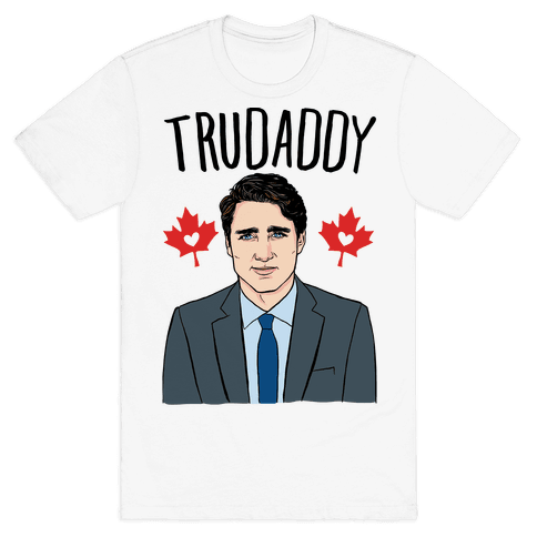 Trudaddy Mens T-Shirt