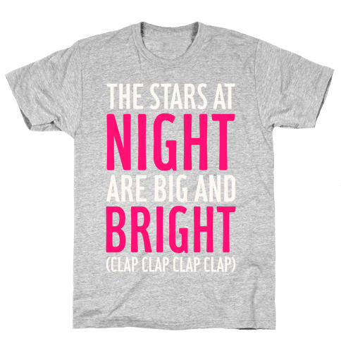 The Stars At Night Mens T-Shirt