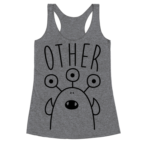 Other Creature Racerback Tank Top