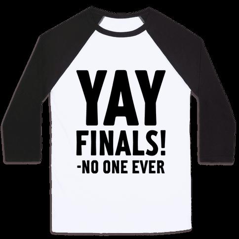 Yay Finals!
