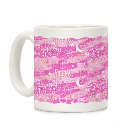 Demon Sigils Coffee Mug