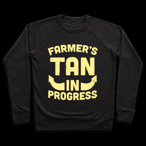Farmer's Tan In Progress Pullover