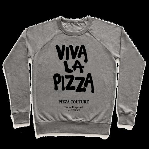 Viva La Pizza Pullover