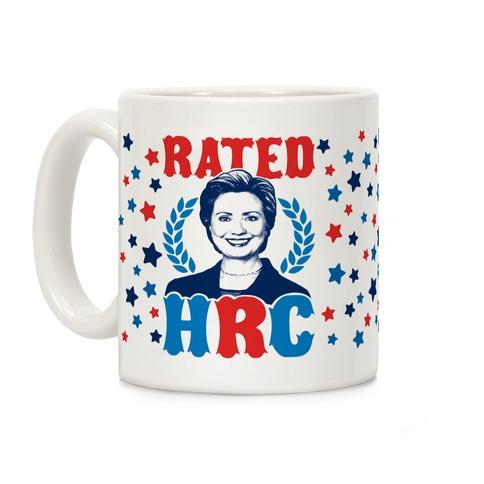 Rated HRC Coffee Mug