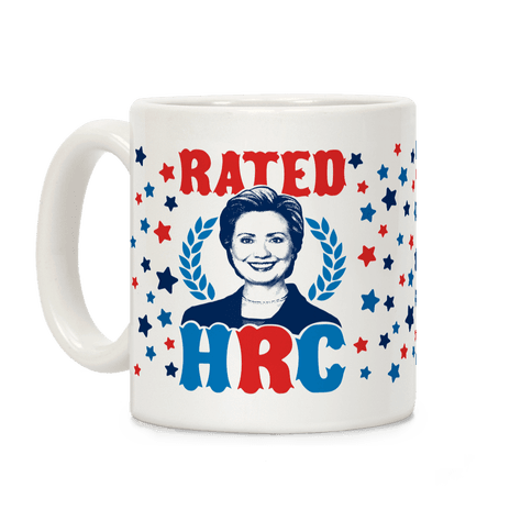 Rated HRC Coffee Mug