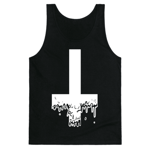 CrossDrip Tank Top