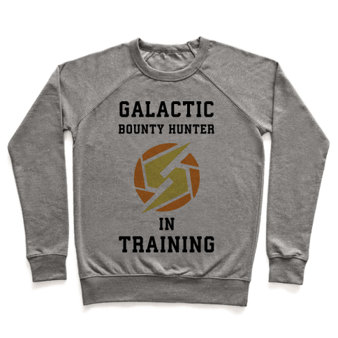 Galatic Bounty Hunter In Training Pullover