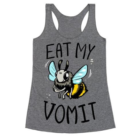 Eat My Vomit Racerback Tank Top